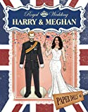 Royal Wedding: Harry & Meghan Paper Dolls