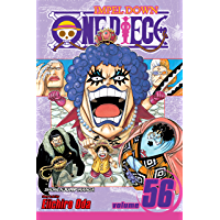 One Piece, Vol. 56: Thank You (One Piece Graphic Novel)