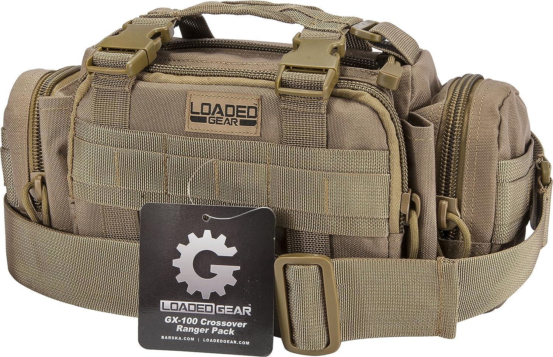 BARSKA Loaded Gear GX-100 Crossover Ranger Pack