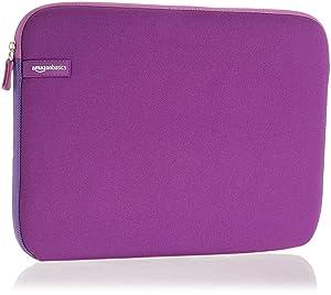 AmazonBasics 13.3-Inch Laptop Sleeve - Purple