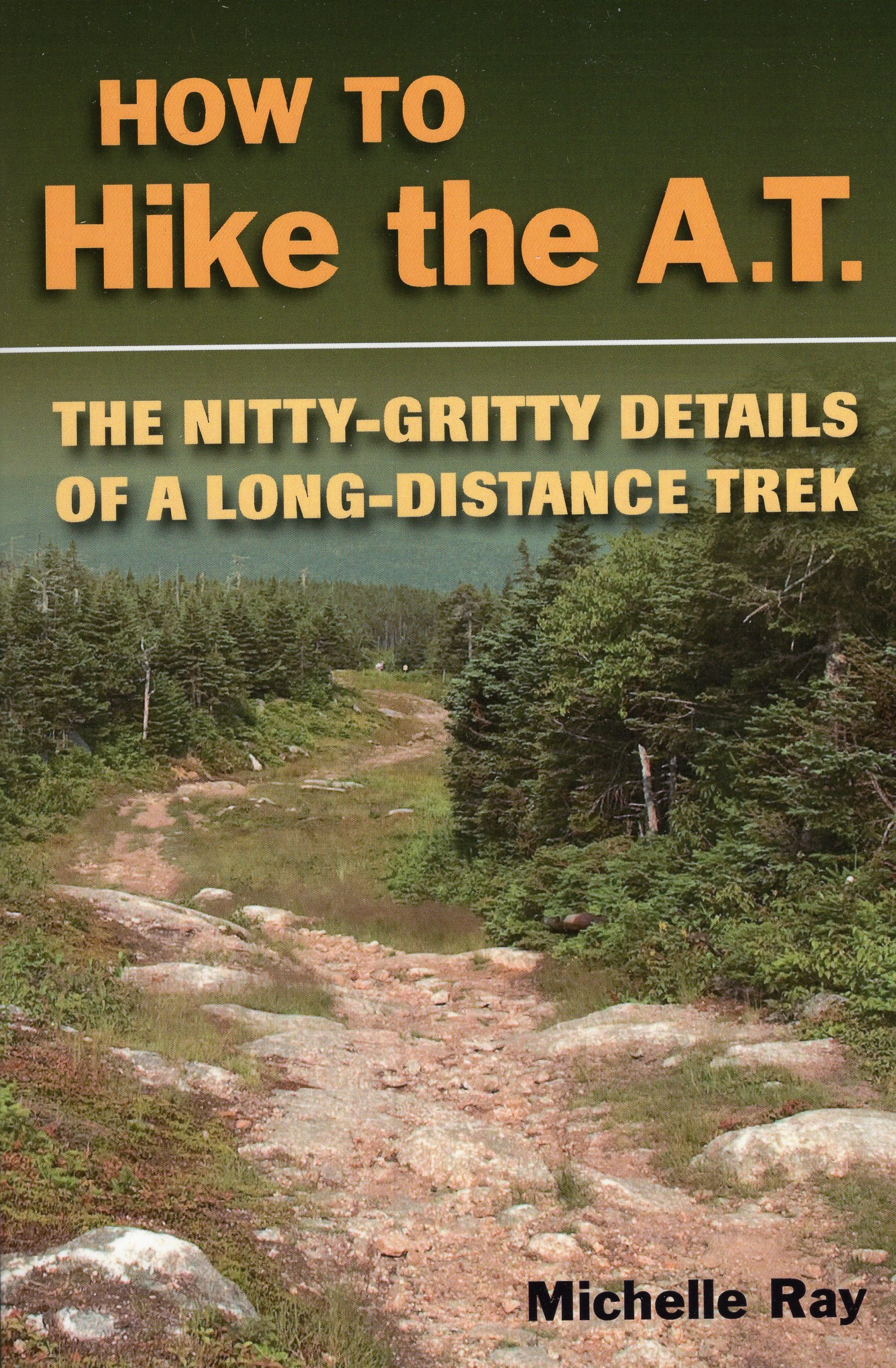 Image result for how to hike the a.t. michelle ray