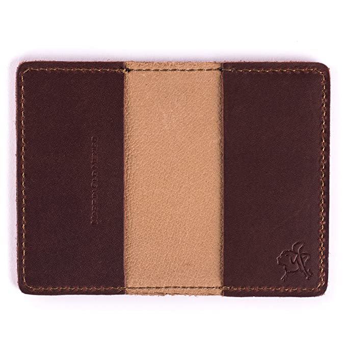 Saddleback Leather Co. Slim Multi Business Card Holder Full Grain ... 9cc2a080a