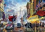 Thomas Kinkade - DC Comics - Puzzle de la Trinity (1000 Piezas)