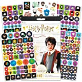 Harry Potter Stickers Party Favors Bundle ~ Over 575 Harry Potter Stickers Featuring Harry, Ron, Hermione and More (Harry Pot