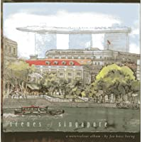 Scenes of Singapore: A Watercolour Album