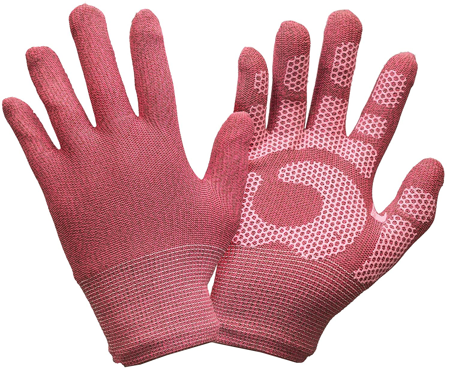 b67db89735 GliderGloves Copper Infused Touch Screen Gloves - Entire Surface Works on  iPhones, Androids, Ipads, Tablets - Anti Slip Palm for Driving & Phone Grip  ...
