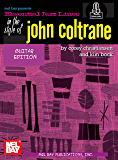 Essential Jazz Lines: In the Style of John Coltrane - Guitar Edition