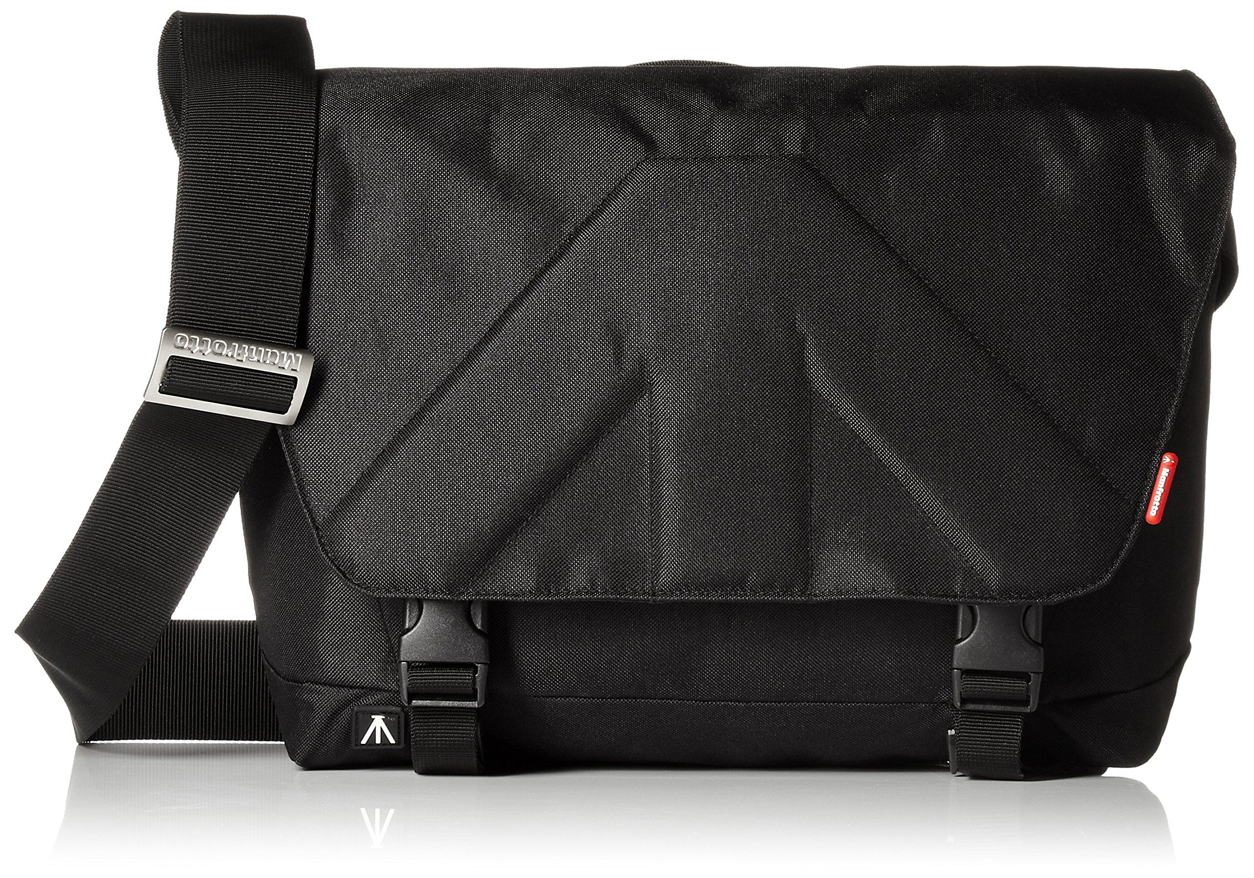Manfrotto Stile Allegra 30 Messenger Bag - Black