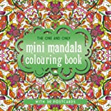 The One And Only Mandala Postcard Colouring Book