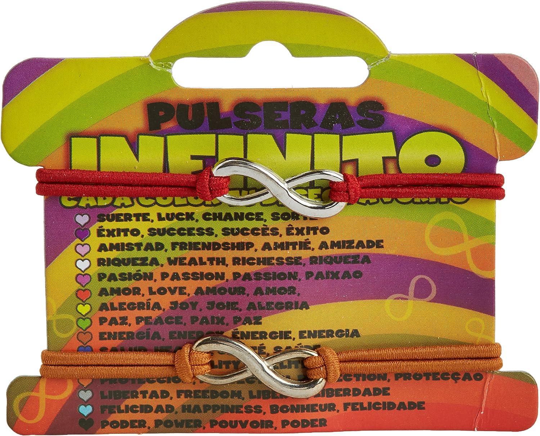 IMC Toys Pack 2 Pulseras Infinitos: Amazon.es: Juguetes y juegos