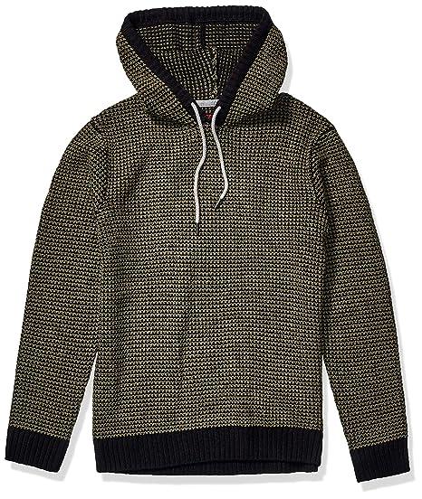 UNIONBAY Mens Drawcord Sweater Hoodie