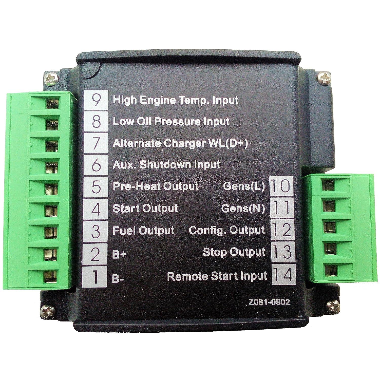 SMARTGEN HGM180HC Manual Start Generator Controller Power Take Off ...
