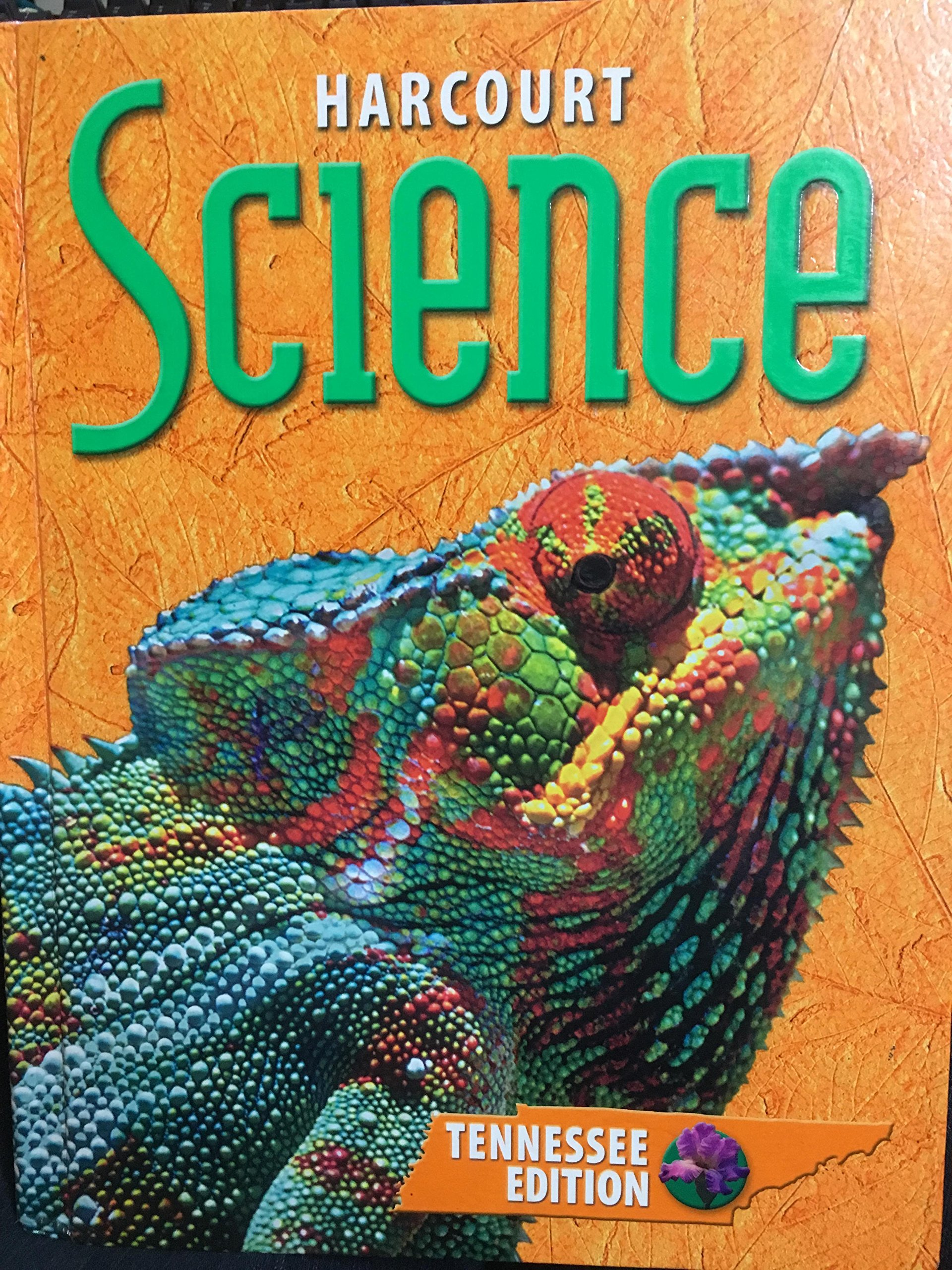 Harcourt Science, Grade 5: Tennessee Edition pdf