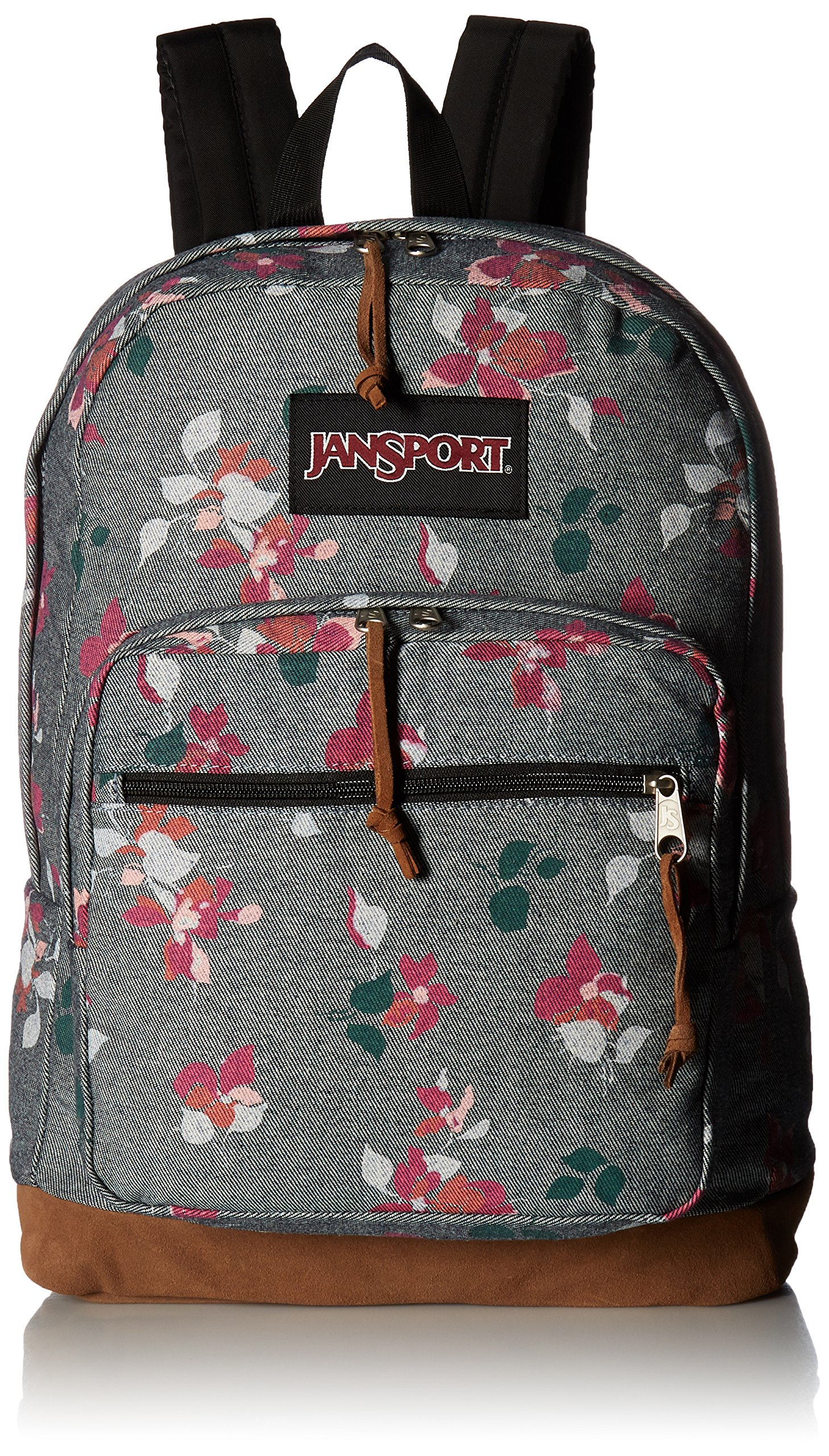 JanSport Right Pack Expressions (Chambray Sweet Blossome)