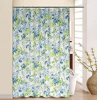 Waverly Shower Curtain Set 70 X 72 Floral Engagement