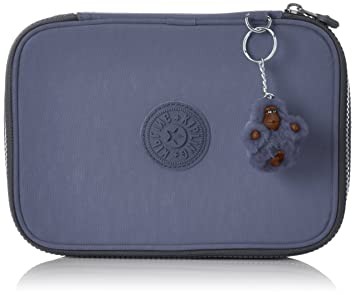 Trousse Kipling 100 Pens True Navy bleu