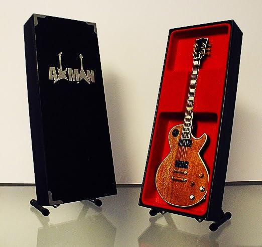 Axman Mick Ronson: Gibson Les Paul – Réplica de Guitarra en ...