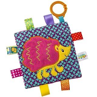 Taggies Crinkle Me Toy, Hedgehog