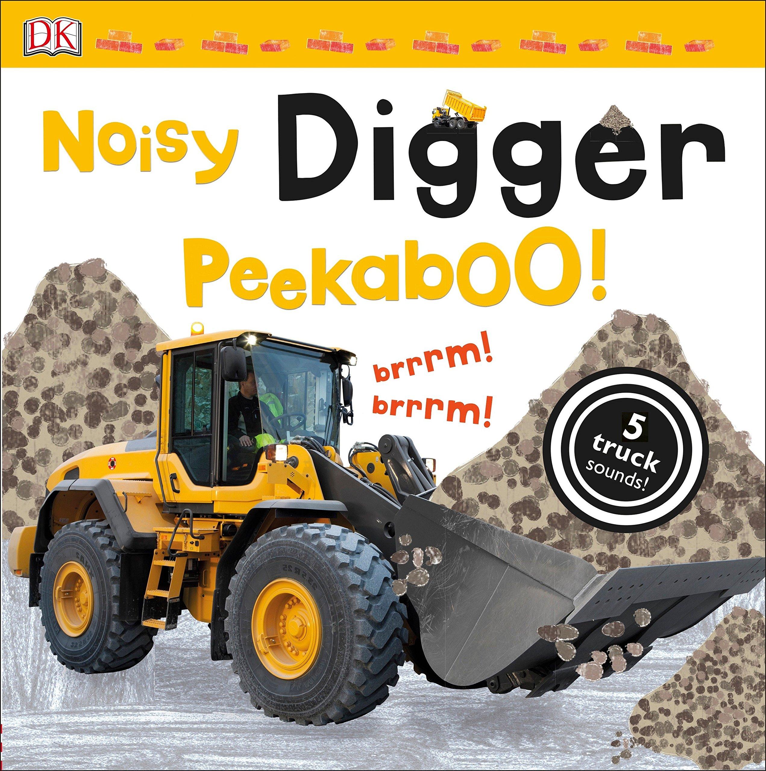 Download Noisy Digger Peekaboo! PDF