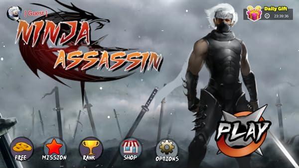 Ninja Assassin:Amazon:Appstore