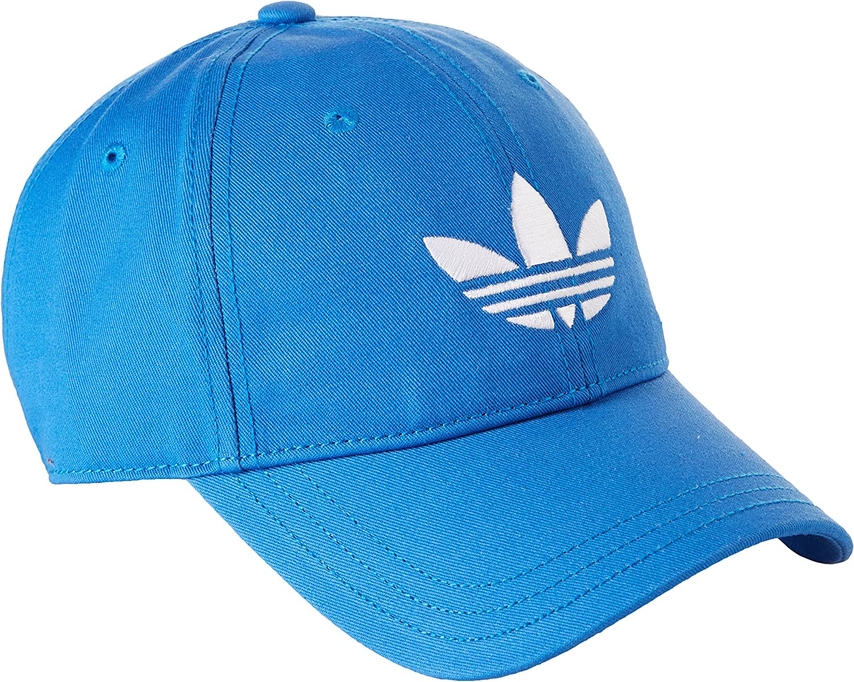 adidas Trefoil Cap - Gorra Unisex, Color Azul/Blanco, Talla OSFL ...