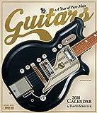 Guitars Wall Calendar 2018