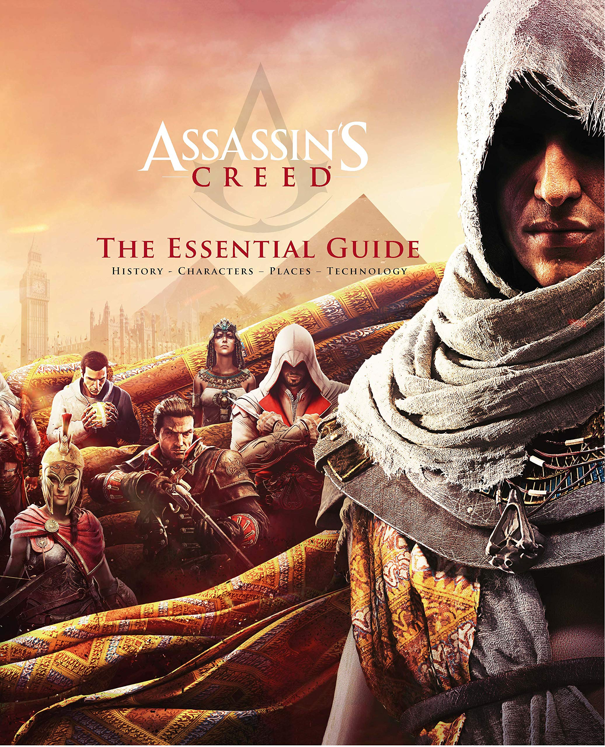 Assassin S Creed The Essential Guide Titan Books 9781789093612