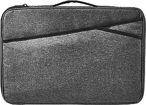 AmazonBasics Laptop Case Sleeve Bag - 17-Inch, Grey