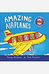 Amazing Airplanes (Amazing Machines) Kindle Edition
