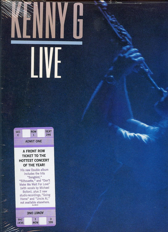 Kenny G: Live