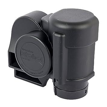 Stebel NAUTILUS COMPACT BLACK 12V