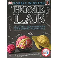 Home Lab: Exciting Experiments for Budding Scientists
