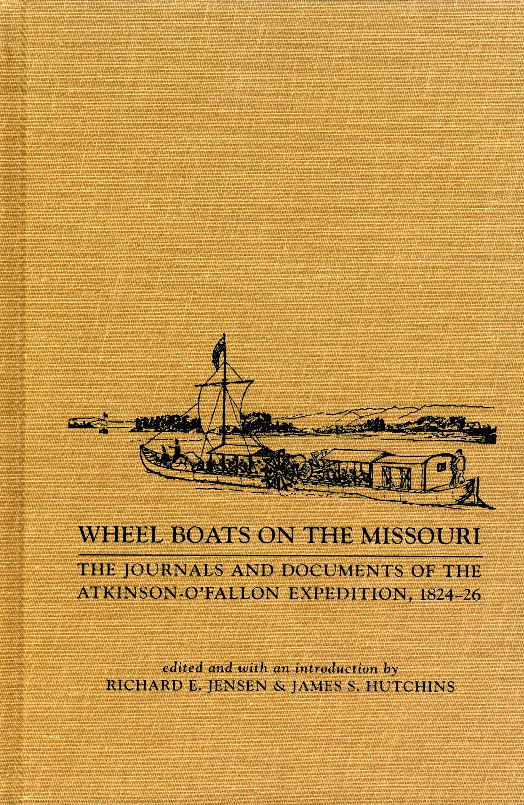 Read Online Wheel Boats on the Missouri PDF