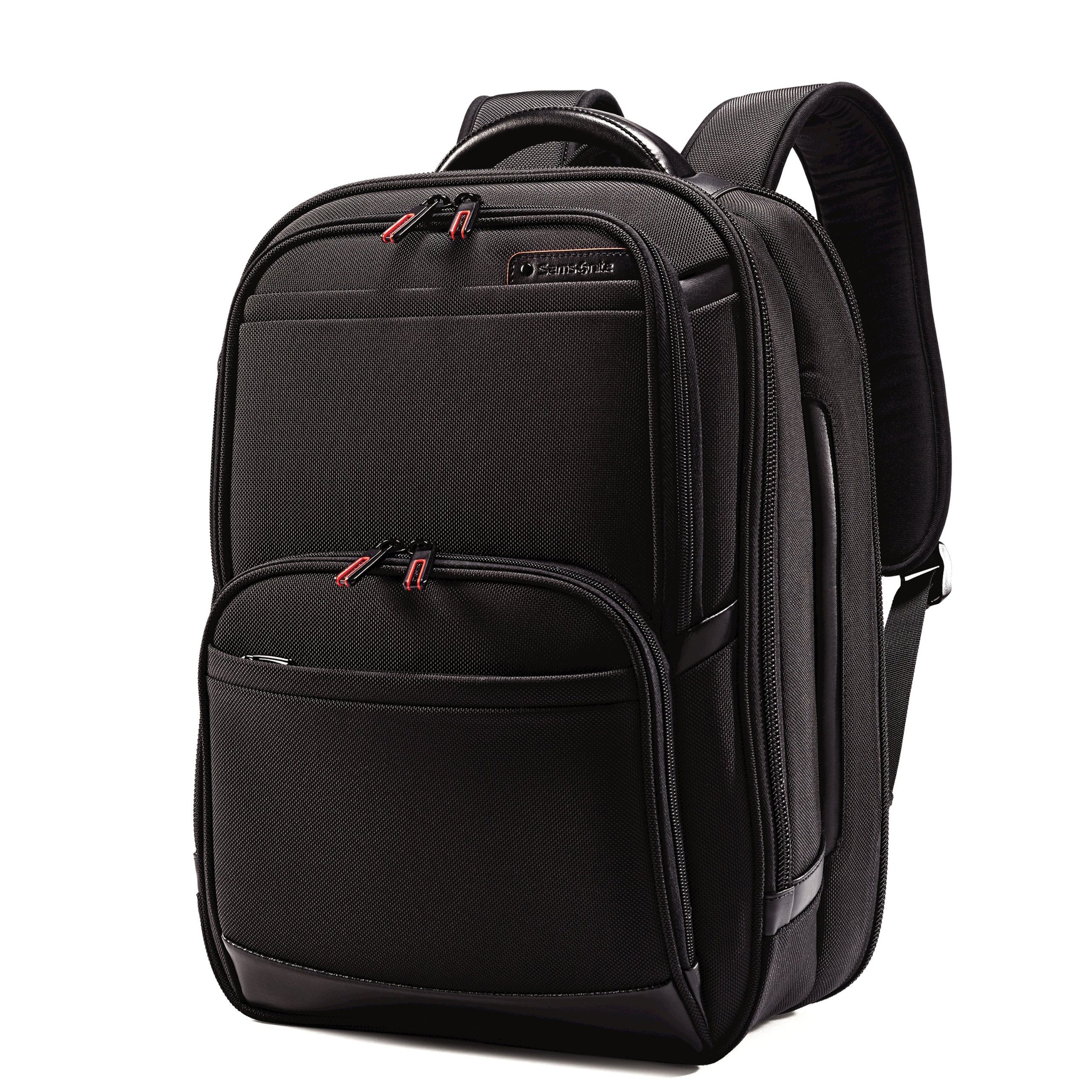 Samsonite Pro 4 DLX Urban Backpack PFT TSA, Black, One Size