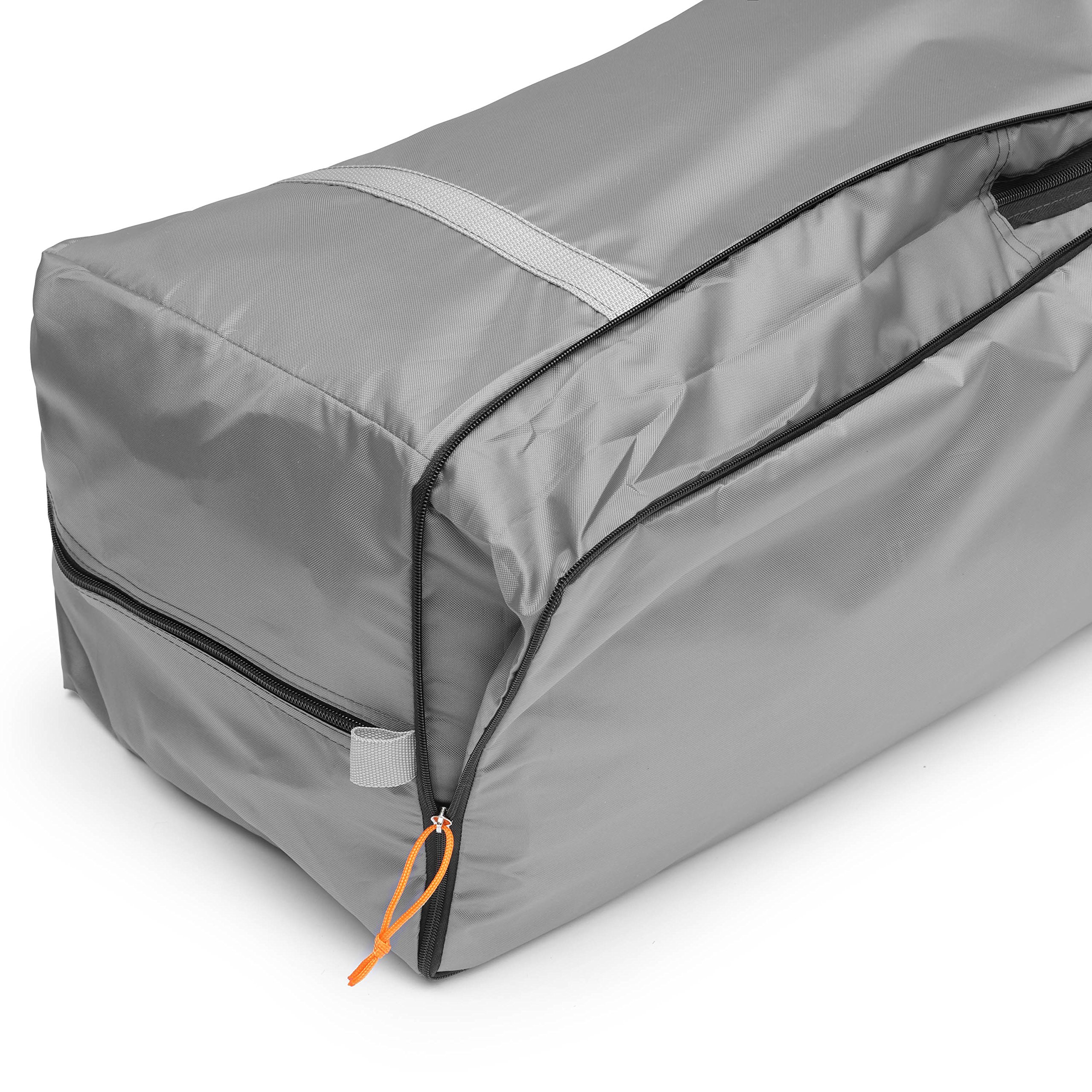 CORE 10 Person Straight Wall Cabin Tent - 14' x 10' by CORE (Image #9)