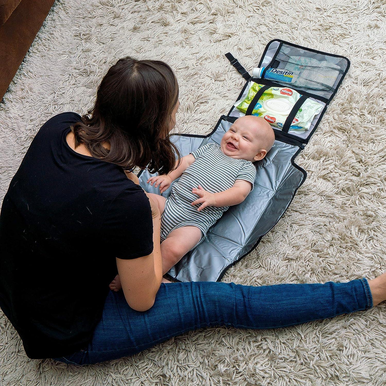 Amazon.com: Seized portátil cambio de pañales para bebé Pad ...