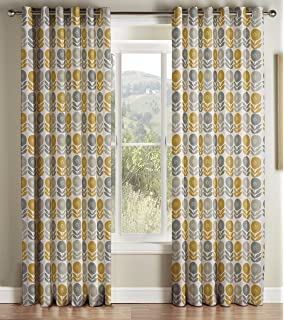 Heath Fully Lined Curtains 90\