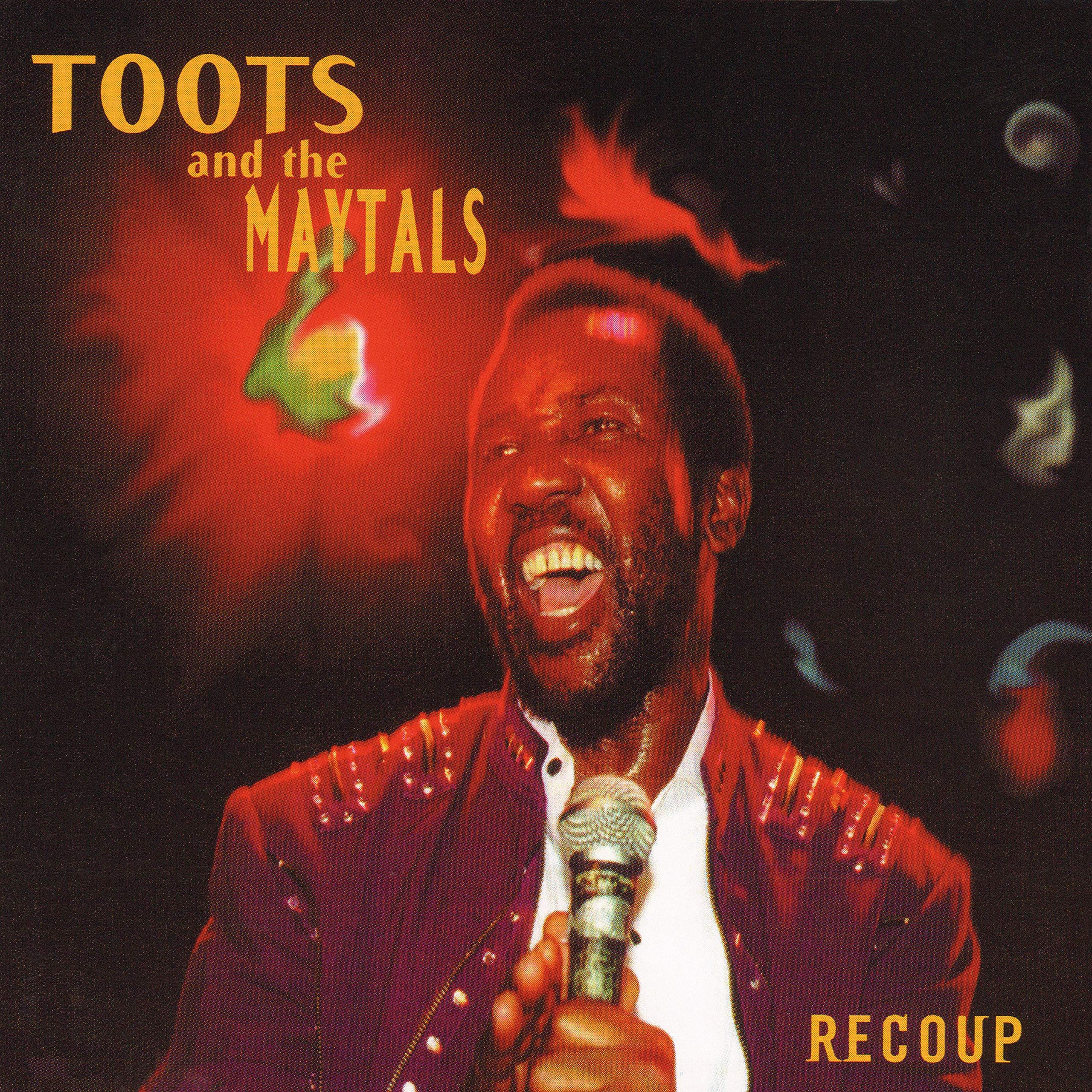 CD : Toots & the Maytals - Recoupe (CD)