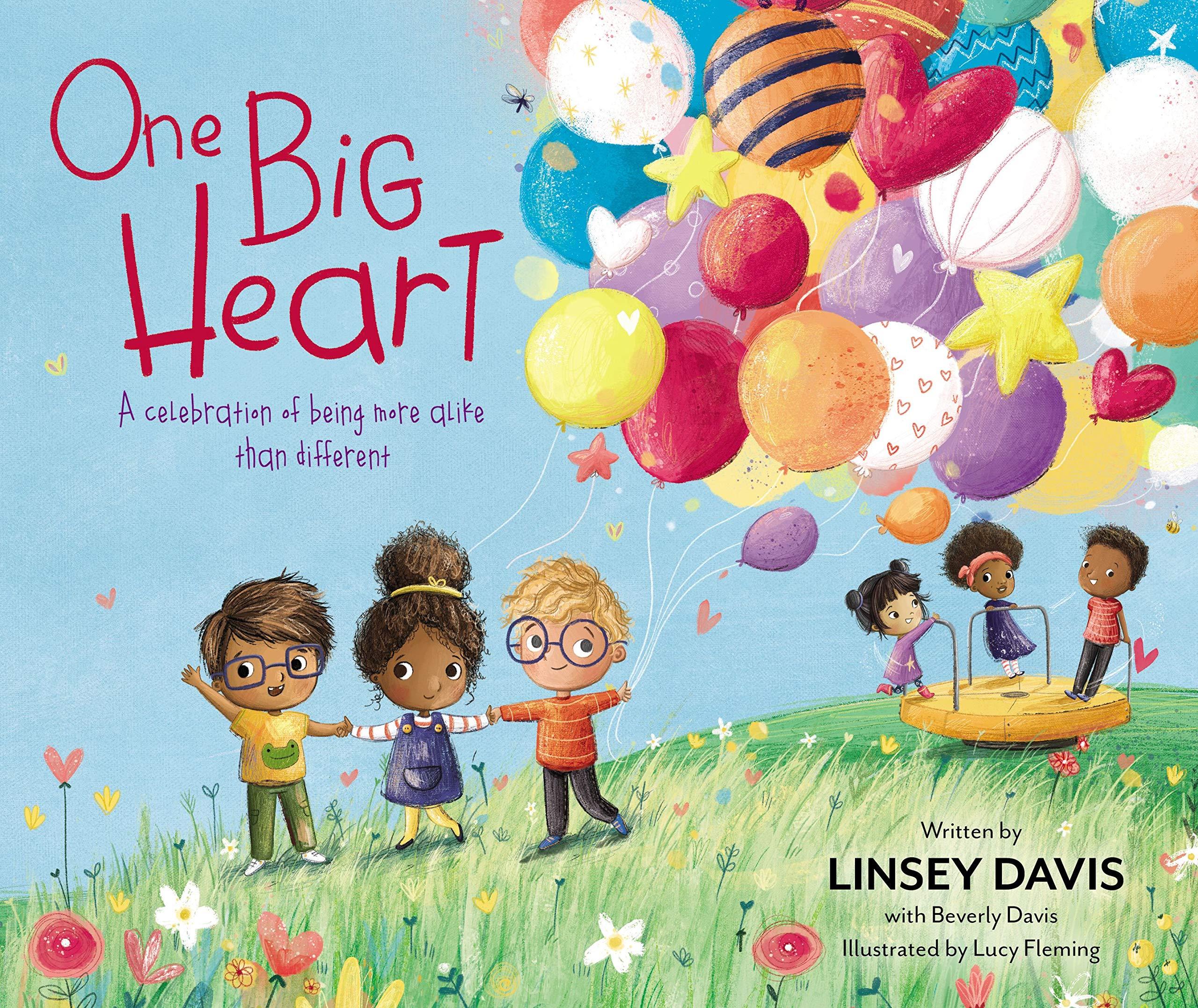 Image result for one big heart davis