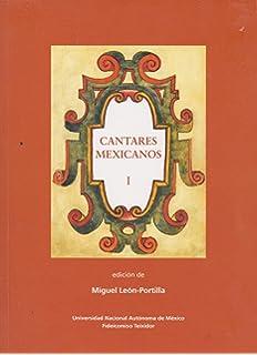 Cantares mexicanos Vol. I y Vol. II Tomo 1 y Tomo 2