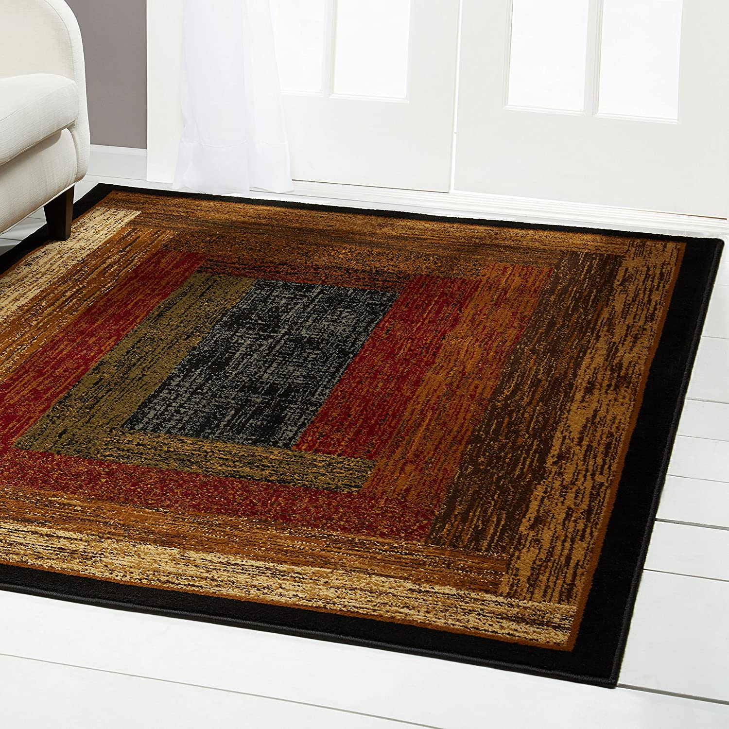 Amazoncom Home Dynamix Royalty Vega Area Rug