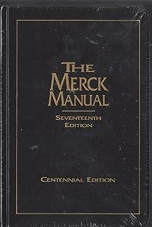 the merck manual of diagnosis and therapy 17th edition centennial rh amazon com Merck Veterinary Manual Merck Veterinary Manual