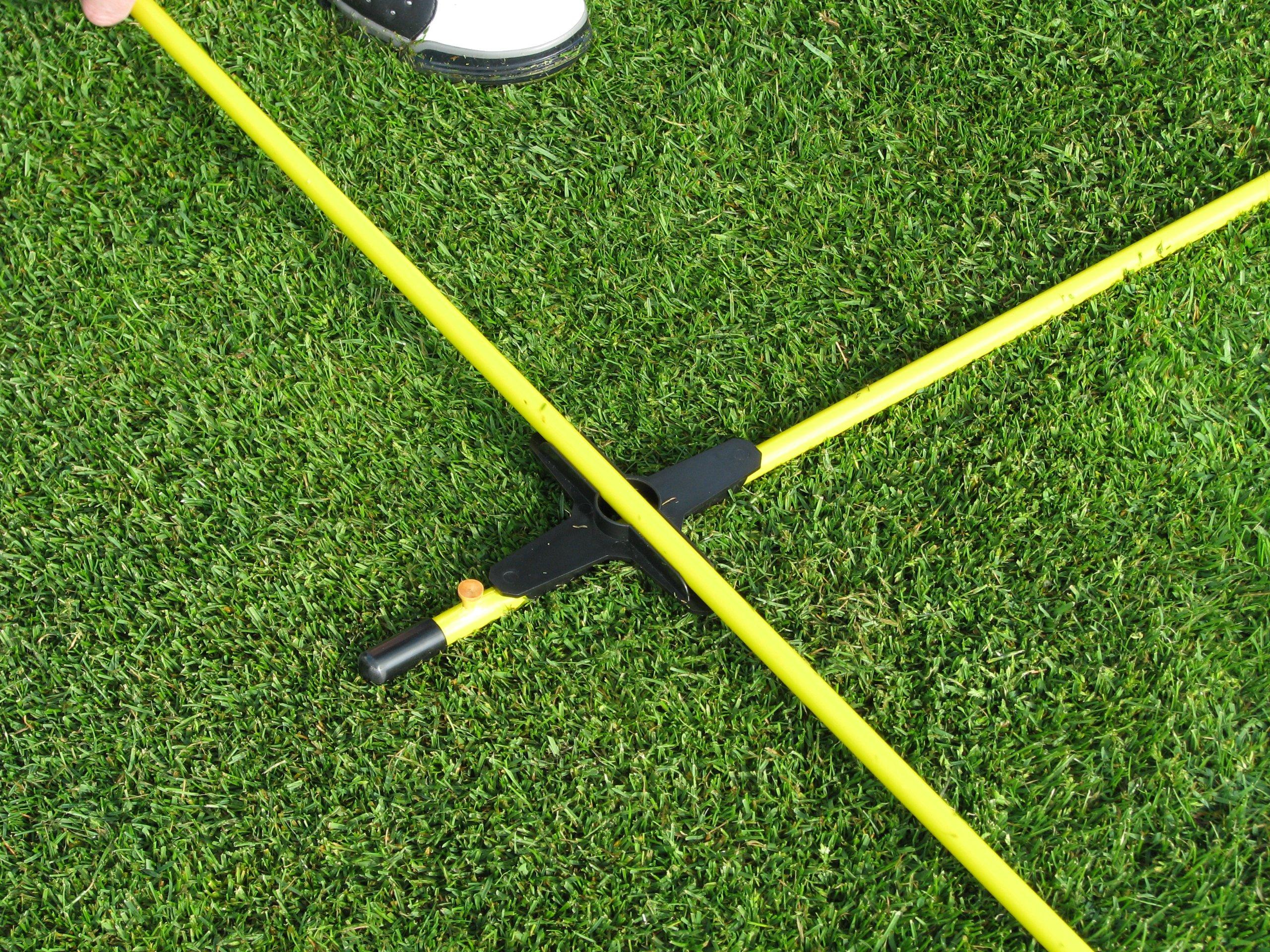 EyeLine Golf Practice T Alignment Rod System by EyeLine Golf (Image #4)