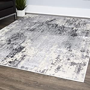 Home Dynamix Christian Siriano New York Jersey Rainer Contemporary Modern Abstract Area Rug 31