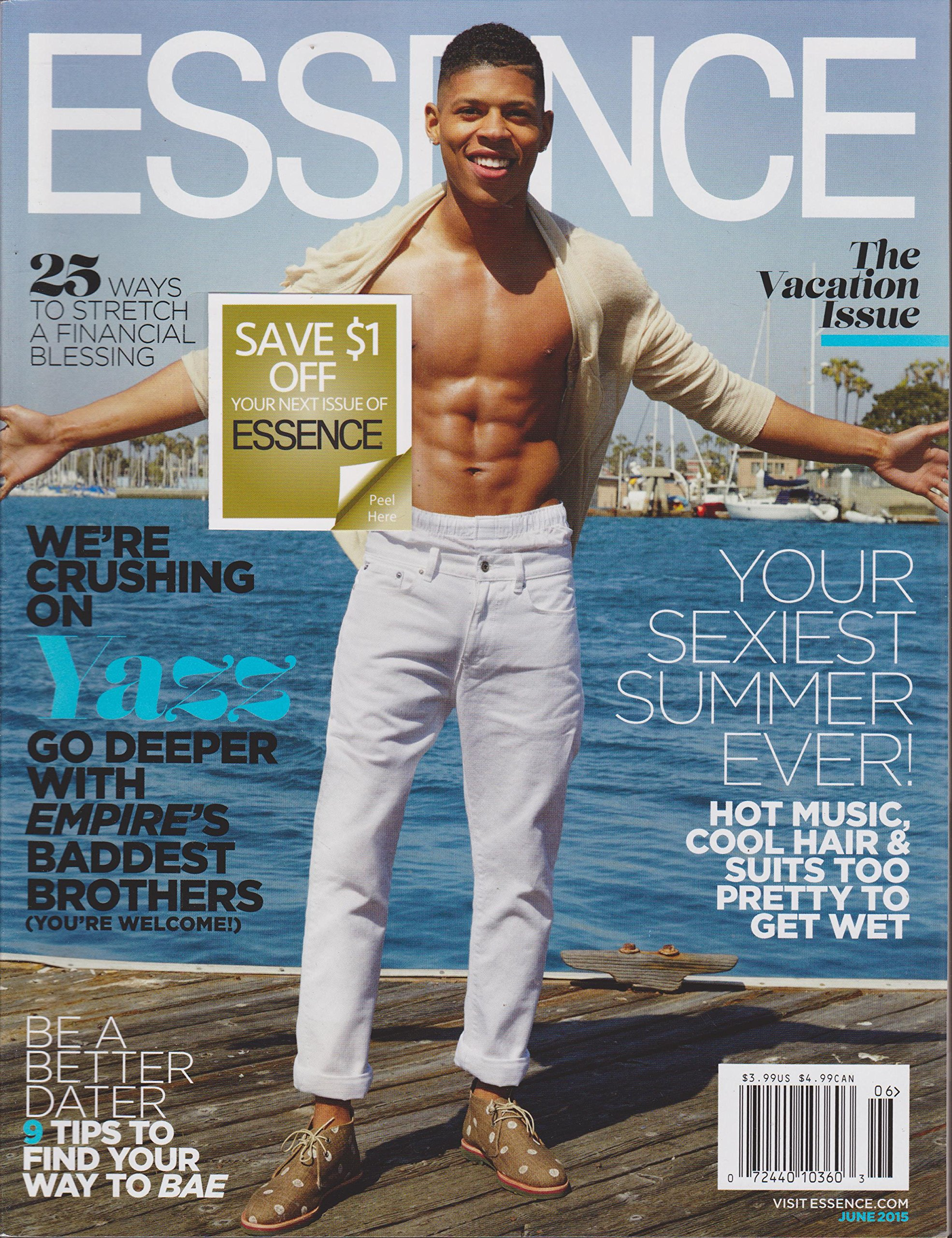 essence magazine datant
