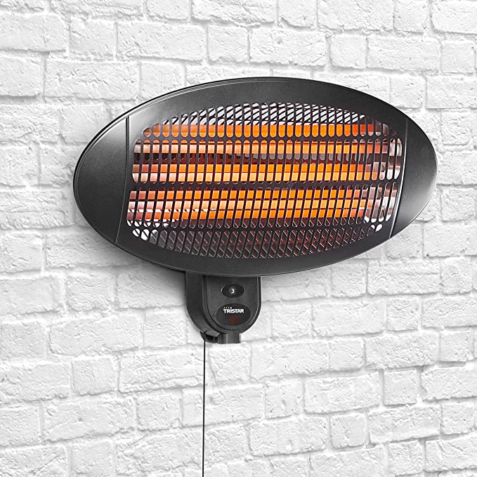 Chauffage /à panneaux infrarouges lointains KIASA Chauffage au plafond ou au mur 720 Watts Chauffage /électrique /à faible consommation Taille 1200x600x22mm
