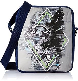 6a168f4276e1 Spykar Fabric 31 cms Denim Messenger Bag (SPY BG 2AF04)  Amazon.in ...