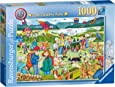 Ravensburger The Country Park Puzzle 1000pc,Adult Puzzles