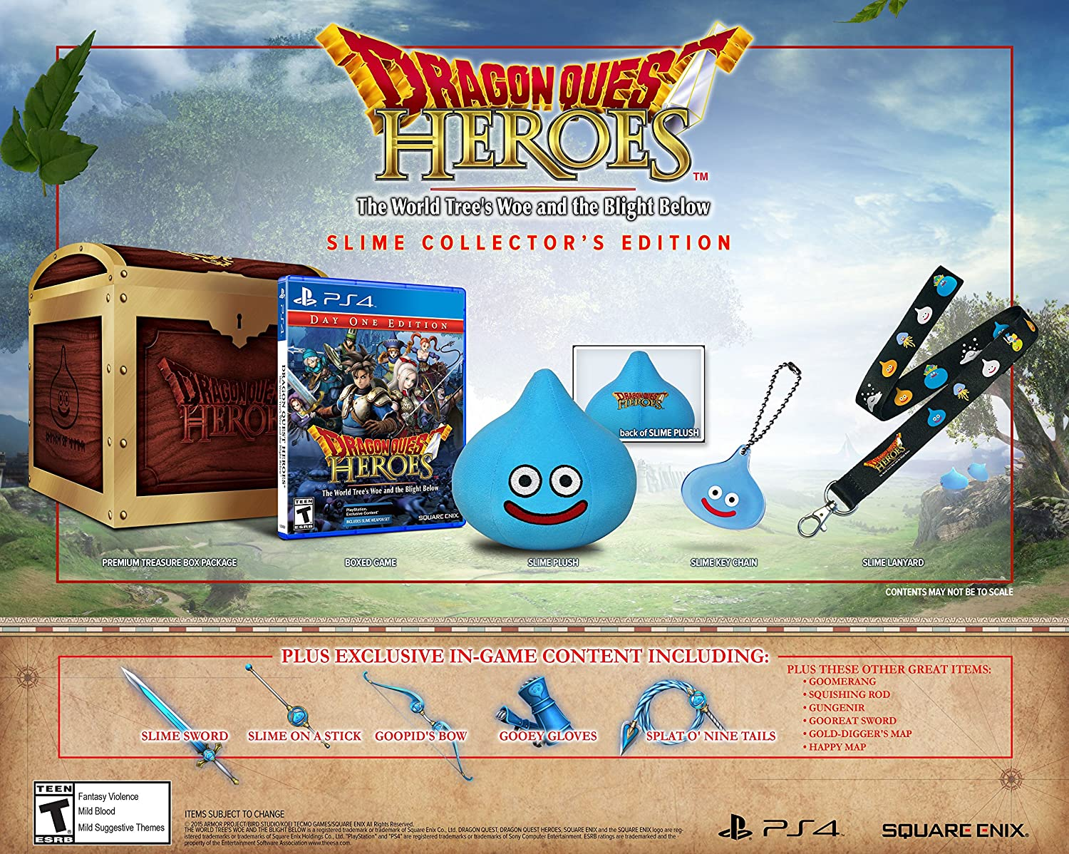 Amazon dragon quest heroes the world trees woe and the blight amazon dragon quest heroes the world trees woe and the blight below collectors edition playstation 4 video games gumiabroncs Gallery