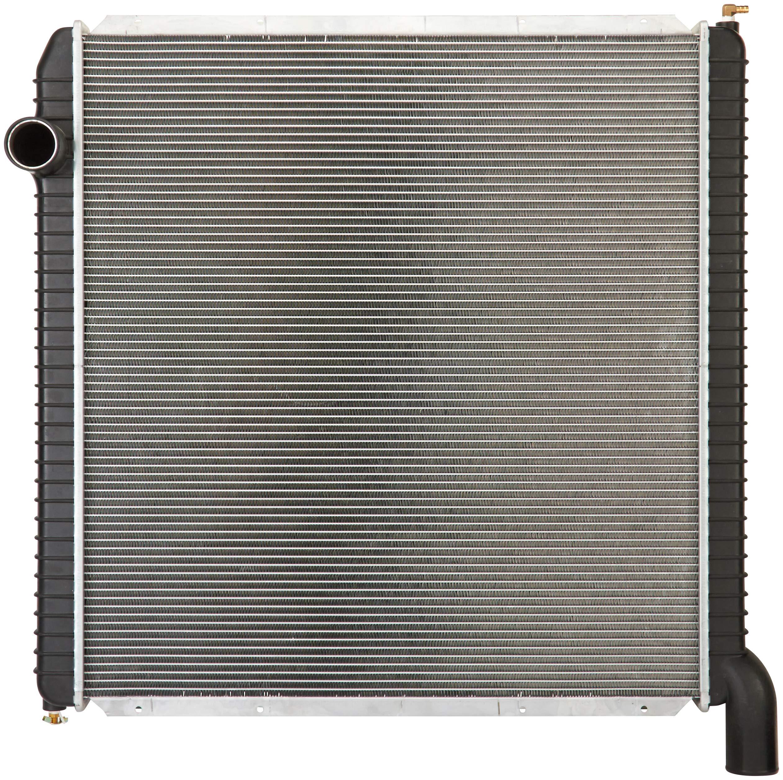 Spectra Premium 2001-3510 Aluminum Industrial Complete Radiator by Spectra Premium